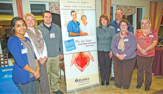 Village of St. Edward Continues Partnership with Summa Health System, Senior Helpers