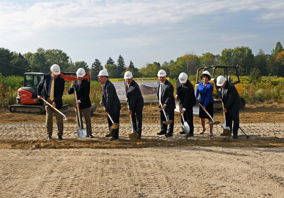 The Village of St Edward Announces Groundbreaking Ceremony in Wadsworth